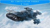 RSI - Constellation Phoenix (6 years)