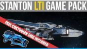 Hornet Tracker LTI Game Pack - Squadron 42 + Star Citizen + Free Rifle