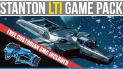 Hornet LTI Game Pack - Squadron 42 + Star Citizen + Free Rifle