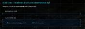 Add-on - Sentinel Battlefield Upgrade Kit (BUK)