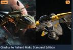 Gladius to Reliant Mako Upgrade