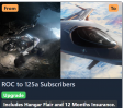 Roc to 125A Subs.