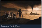 Rough and Tumbril Pack