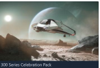 300 Series Celebration Pack
