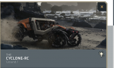 Stalker to Cyclone RC