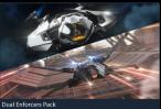 Dual Enforcers-Pack