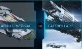 Apollo Medivac to Caterpillar Upgrade CCU