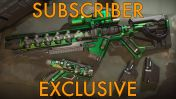 """A """"Venom"""" Lightning Bolt Co. Weapons Pack - Subscribers Exclusive"""