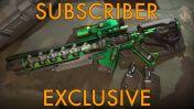 "A Atzkav ""Venom"" Sniper Rifle - Subscribers Exclusive"