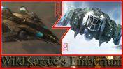 Aegis Sabre Comet to Aegis Vulcan CCU