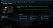 Subscriber Exclusive Stegman´s Indvest Pathfinder Complete Outfit