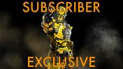 "A Overlord ""Stinger"" Armor Set - Subscribers Exclusive"