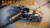 "Yubarev ""DeadEye"" Pistol - Subscriber Exclusive"