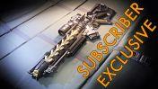 """Atzkav """"DeadEye"""" Sniper Rifle - Subscriber Exclusive"""
