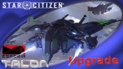 Aegis Gladius to Esperia Talon Upgrade