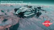Anvil Valkyrie Light Grey Livery LTI CCUed