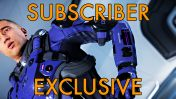 A RSI Venture Pathfinder Arm Armor - Subscribers Exclusive