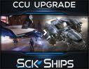 Aegis Avenger Warlock to MISC Starfarer Upgrade