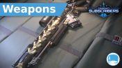 """Atzkav """"Deadeye"""" Sniper Rifle - Weapon - Subscriber"""