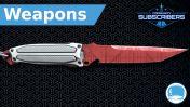 """FSK-8 """"Bloodline"""" Combat Knife - Weapon - Subscriber"""