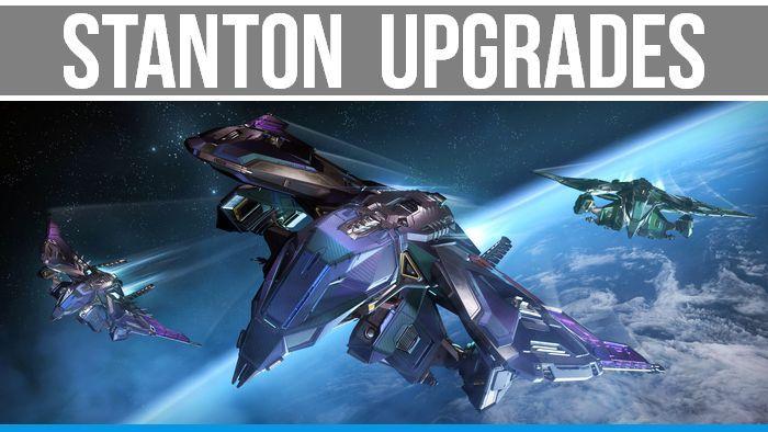 Gladius to Esperia Talon Shrike Upgrade