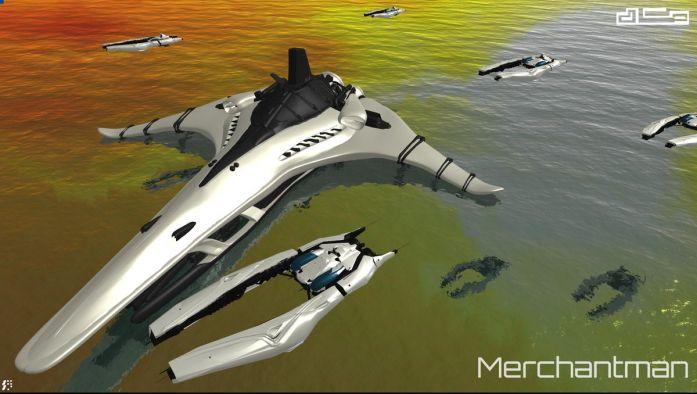 Banu Fleet: Merchantman LTI CCUed & Defender LTI CCUed