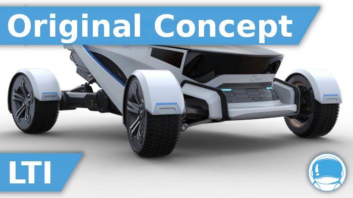 G12 Touring - Original Concept - LTI