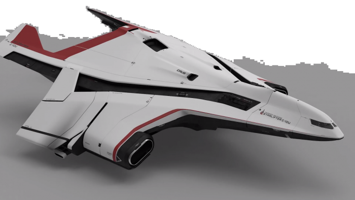 Hercules Starlifter C2 - LTI - Warbond Edition