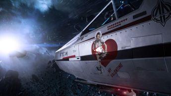 Hornet F7C-M Heartseeker - Valentine's Day Special