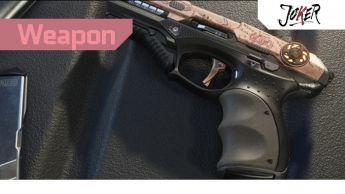 Gemini LH86 Pistol - Pathfinder Edition
