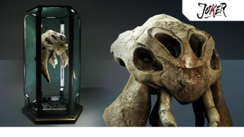 Puglisi Collection Kamposi Magnus Skull