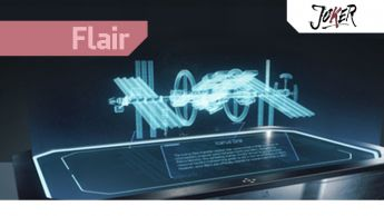 Icarus One Holographic Model