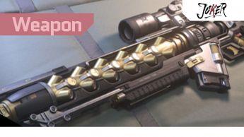 """Atzkav """"Deadeye"""" Sniper Rifle"""