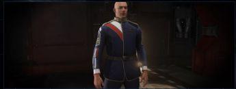 Second Teravin War Service Uniform