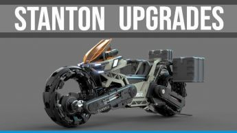 Mustang Alpha To Ranger CV Upgrade