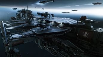 Space Marshal 6 LTI ships(Kraken), CCU's and buyback ships