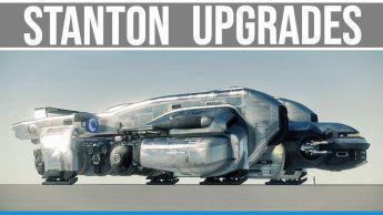Constellation Andromeda to Starfarer Upgrade