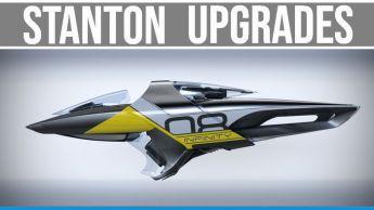 Dragonfly Black to Origin X1 - Velocity Upgrade