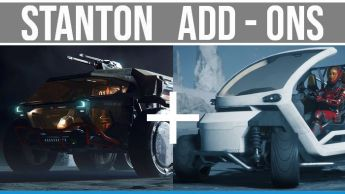Add-ons -Ground Vehicle Pack