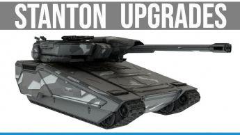 Cyclone-AA to Tumbril - Nova Tank Upgrade