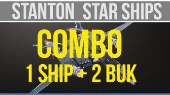 3 in 1 COMBO - Aegis Vanguard Warden LTI Upgraded + Sentinel BUK + Harbinger BUK