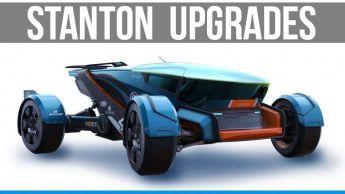 Mustang Gamma to Origin G12r Upgrade (Racer)