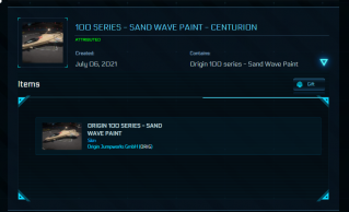 100 Series Sand Wave Paint Subscriber Exclusive