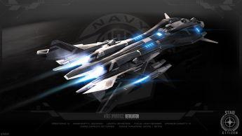 Aegis Retaliator Bomber - LTI