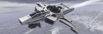 Anvil F7C-M Super Hornet - Weekend Warrior- LTI (Original Package)