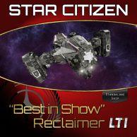 Aegis Reclaimer ''Best in Show'' LTI (CCU'ed)