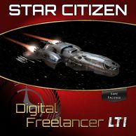 Digital Freelancer LTI (Freelancer Game Package)