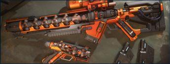 ''Igniter'' Lightning Bolt Co. Weapons Pack
