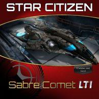Aegis Sabre Comet LTI (CCU'ed)