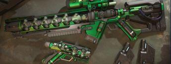 ''Venom'' Lightning Bolt Co. Weapons Pack